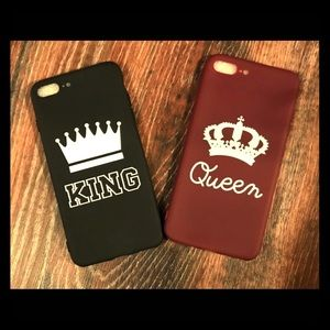 Other - King & Queen Phone Cases